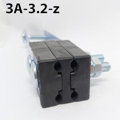 ЗА-3.2 - затискач анкерний 4 х (35-50)