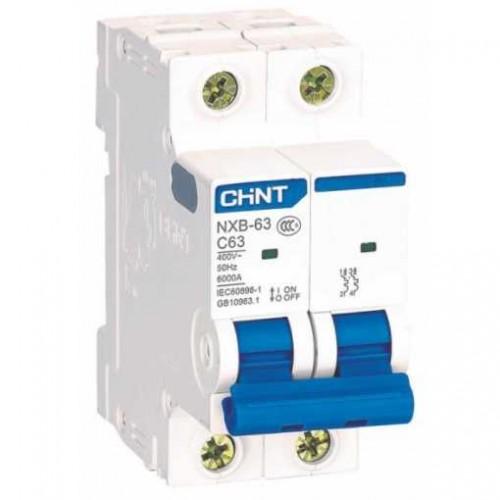 Модульний вимикач NXB-125 2P C80 10 кA