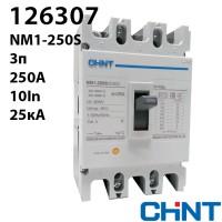 Силовий автоматичний вимикач NM1-250S/3300 250A