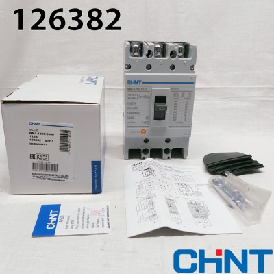 Силовий автоматичний вимикач NM1-125S/3300 125A