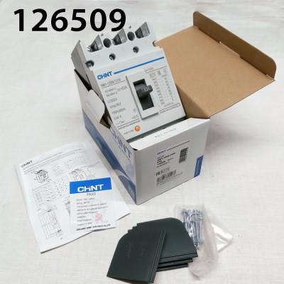 Силовий автоматичний вимикач NM1-125S/3300 63A