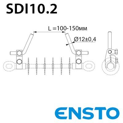 Іскровий розрядник для СІП SDI10.2
