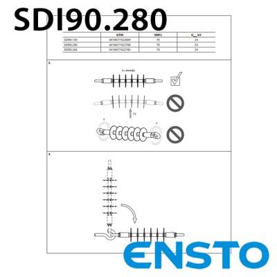 Ізолятор SDI90.280