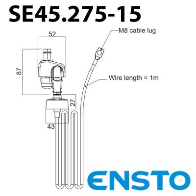 Обмежувач напруги SE 45.275-15