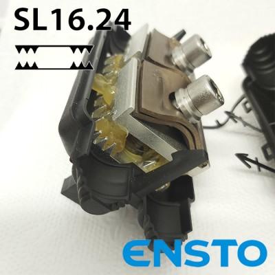 Проколюючий затискач SL16.24 для проводу з ізоляцією з зшитого поліетилену