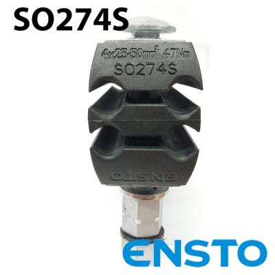 Затискач натягальний SO274S 4x(25-50) із зривними болтами