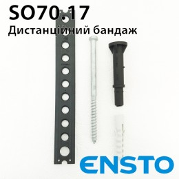 Фіксатор кабеля SO70.17