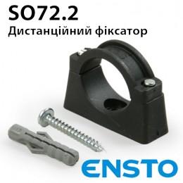 Бандаж дистанційний SO72.2 для кріплення кабелю до поверхонь з бетону