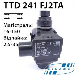 Затискач відгалуджувальний (16-150/6-35) TTD241FJTA