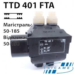 Затискач відгалуджувальний (50-185/50-150) TTD401FTA